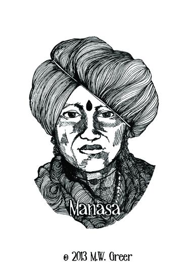 Manasa Illustration